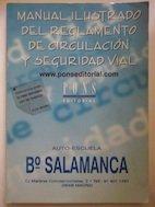Descargar Libro Manual ilustrado del reglamento de circulacion y seguridad de Pablo Pons Torres