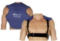 Elasto-Gel Neck and Back Combo Hot / Cold Gel Therapy Wrap by ELASTO GEL