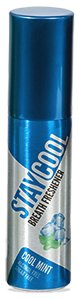 STAYCOOL Mundspray - Geschmack Cool Mint - Extra Frischer Atem - Atemfrish -