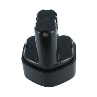 Aboutbatteries–HITACHI Type EB9battery, 9.6V, 1300mAh, Ni-Cd
