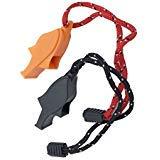 Petall Pet Hunde Fährtenleine Schleppleine Langlebig Training Whistle Basic Whistle für Ausbildung Sport Spiel Outdoor Unterstützung, 2Stück, 1 -