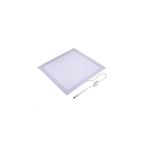 KBKG821 1200LM LED Fotografie Shadowless Light Lampe Panel Pad mit Schalter, Acryl-Material, kein Polar Abblendlicht, 34,7 cm x 34,7 cm Nutzfläche - Super Softbox