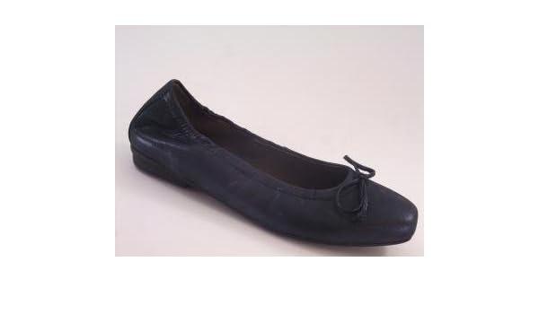 Gabor Ballerina 84.140.56, 4.5,blau,blau: : Schuhe