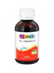 Pediakid Iron + Vitamin B 125ml from Pediakid