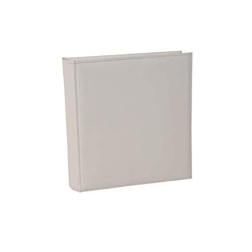 Goldbuch Fotoalbum, Cezanne, 30 x 31 cm, 100 weiße Seiten mit Pergamin-Trennblättern, Kunstleder,...