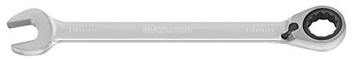 MATADOR Knarren-Ringmaulschlüssel mit Hebel, 14 mm-189 NM, 0189 0140