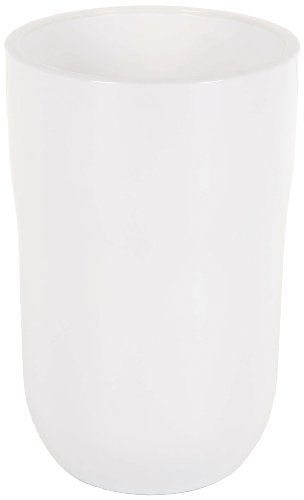 Spirella 10.17198 verre à compartiments multiples blanc