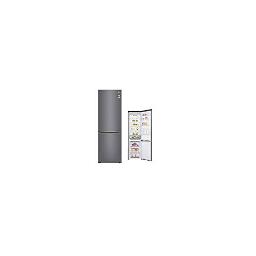 LG Frigorifico GBP32DSLZN 203x60 A++ NF INOX DOORCOOL