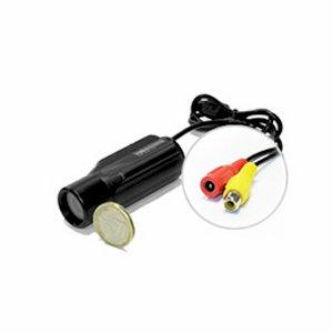 Caméra paluche waterproof CCD 600 lignes noir et blanc filaire