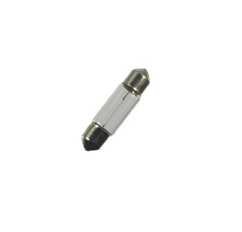 S+H Soffittenlampe 8x31 mm Sockel S7 12 Volt 3 Watt