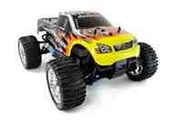 Amewi 22035 Monster Monstertruck GP 3,0ccm 4WD, 1:10, RTR Kinder ab 14 Jahre