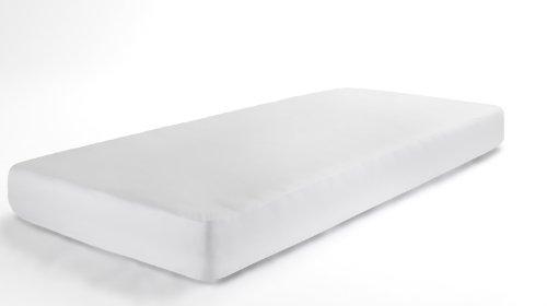 Dormisette Q430 wasserdichtes Premium Spannbetttuch, atmungsaktiv, Gr. 200/200 cm