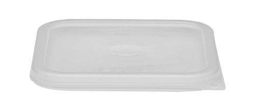 Cambro (SFC2SCPP190) Seal Cover for 2 & 4 Qt. Camwear CamSquare Containers by Cambro Camsquare Container
