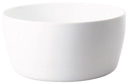 Kahla - Porcelaine pour les Sens 392949A90039C Five Senses Grand Plat de Service Blanc 25 x 12 cm