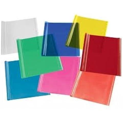 copertine per libri colori assortiti 31X50 cm