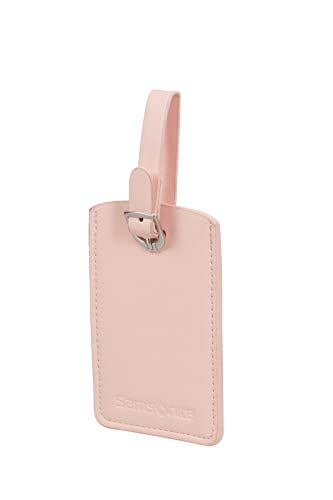 SAMSONITE Global Travel Accessories - Rectangle Etichetta per valigie 10 centimeters 1 Rosa (Pale Rose Pink)