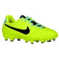 Nike Jr Tiempo Natural IV LTR FG [ 509081-703 ] Kinderschuh Größe US 1,5Y   EU 33 -