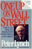 One Up On Wall Street by Peter Lynch (1989-01-01)