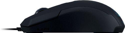 Roccat Lua Tri-Button Gaming Maus (2000 dpi, 3-Tasten, Rechts- und Linkshänder) schwarz - 4