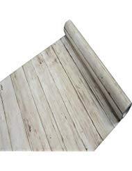 Tablones madera rústicos decorativos Contacto papel