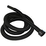 Hose fits Shop VAC 1.25-inch by 30-Foot with 2-1/4 inch Opening