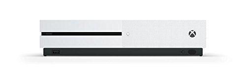 Xbox One S - Consola de 1 TB, Color Blanco + Fortnite