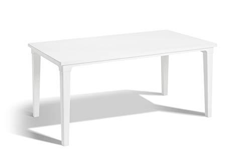 Jardin 8711245126173 Futura Tisch, weiß