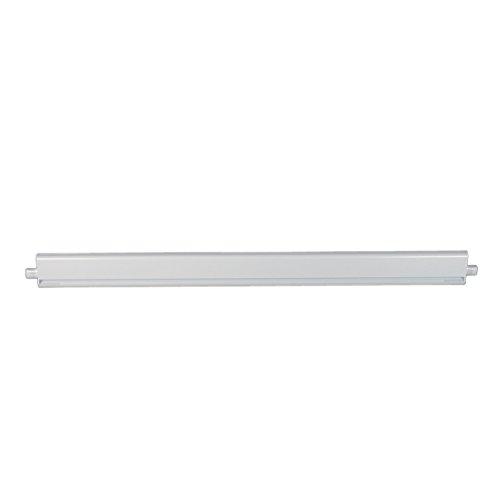 ORIGINAL Bauknecht Whirlpool 481246088284 Glasplattenleiste Zierleiste hinten Leiste Schiene Einlegeboden Regal Glas Halterung Glasplatte Kühlschrank Kühl-Gefrier-Kombination auch Ignis Philips Ikea Kühlschrank Glas Regal