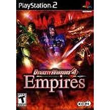 Dynasty Warriors 4 Empires-(Ps2)