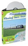 DVD Locovision Suisse BLS Fribourg - Bern - Thoun