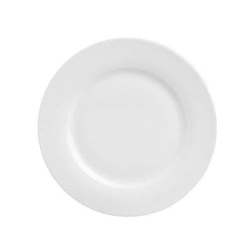 Paris Prix - Lot De 6 Assiettes Porcelaine\