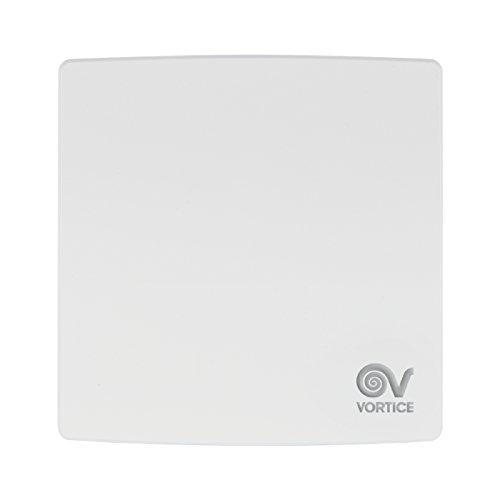Vortice 11314 Aspiratore Elicoicentrifugo Da Muro Portata 90mq MEX 100/4' LL 1S T - Certificazione IMQ CE EAC