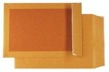 Preisvergleich Produktbild MAILmedia 39113/0 Papprckwandtaschen B4, ohne Fenster, weiß