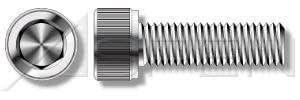 M8-1.25 X 70mm DIN 912 Socket Head Cap Screws 6 pcs 18-8 AISI 304 Stainless Steel Hex Socket Drive Aspen Fasteners Metric