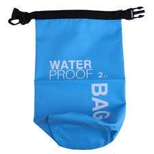 Supreme Mall (Label) Waterproof Fabric PVC 10 Litter Dry Bag for Out of doors, Sports activities, Swimming and Camping (Multi) Image 3