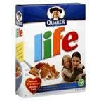 Quaker Life Cereal American Cereal 13oz 368g (2 Packs)