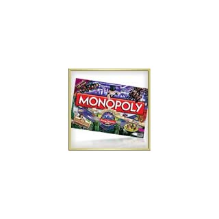 Limited Edition Alton Towers Resort Monopoly Board game
