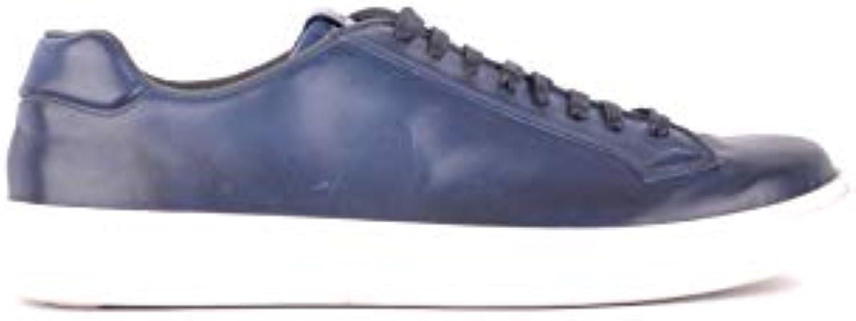 new arrival 710a7 759ca les hommes hommes hommes de church est mcbi069169o bleu des chaussures de  tennis b07hghm62l parent e2154b