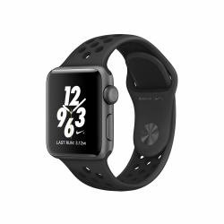Apple Watch Nike+ Series 2 38mm - Space Grey Aluminium Case with Anthracite/Black Nike Sport Band