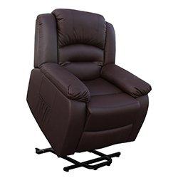 ECO-DE Sillón de masaje con programas automáticos Maximum , Marrón ECO-8198UP Brown