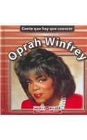 Oprah Winfrey: Gente Que Hay Que Conocer por Jonatha A. Brown