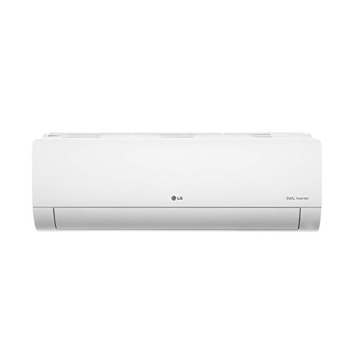 LG 1.5 Ton 5 Star Dual Inverter Split AC (Copper, KS-Q18HNZD, White)