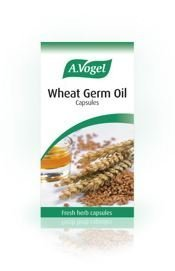A Vogel Wheat Germ Oil 120 Capsules from A. Vogel