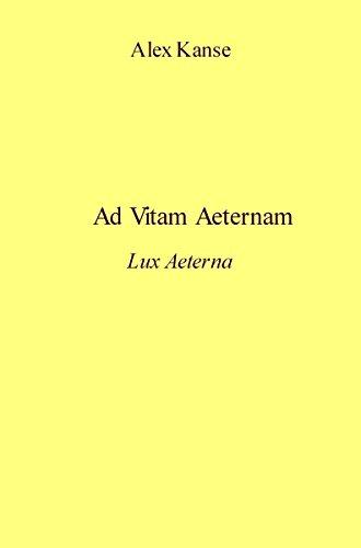 ebooks gratuit gt ad vitam aeternam alex kanse