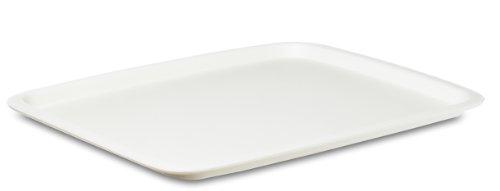 Rosti Mepal Tablett rechteckig, weiß
