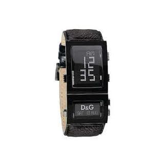Dolce & Gabbana Reloj analogico para Hombre de Cuarzo con Correa en Piel DW0360