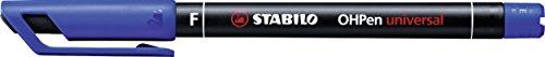 ! STABILO OHPen universal Penna Permanente colori assortiti – Astuccio da 8 confronta il prezzo online