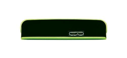 Verbatim Store 'n' Go 1TB externe Festplatte (6,4 cm (2,5 Zoll), 5400rpm, SATA) grn
