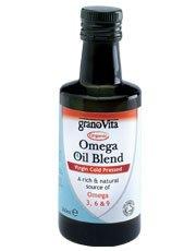 Organic Omega Oil Blend - 260ml