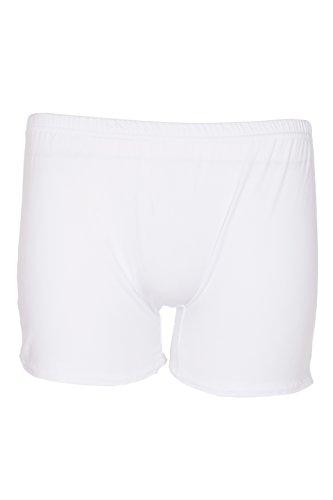 noroze-filles-etendue-brillant-shorts-pantalon-courte-danse-gym-hot-pants-blanc-9-10-ans